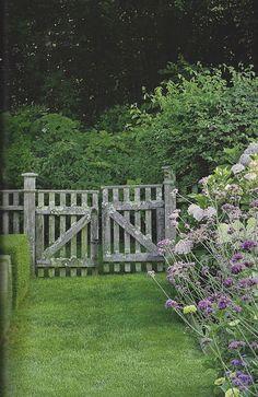 Ina's Garden in the Hamptons