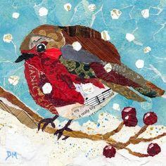 <!-- 019 -->Merry Berry Robin