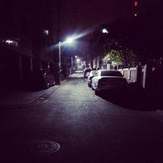.@sooohong   #집앞 #골목 #답답함  