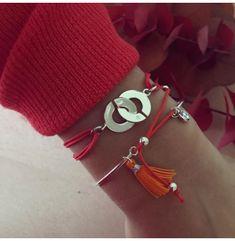Duo de bracelets en argent