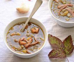Lentil Soup with Crisp Pancetta | Tasty Kitchen: A Happy Recipe Community!
