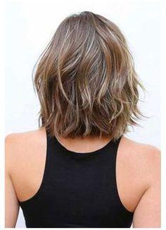 Mom Haircuts, Haircuts For Thin Fine Hair, Fine Hairstyles, Stylish Hairstyles, Hairstyles Videos, Hairstyle Short, School Hairstyles, Everyday Hairstyles, Prom Hairstyles