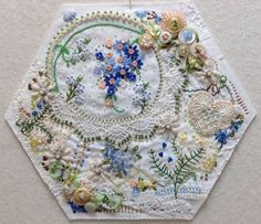 MATIN LUMINEUX: Patchwork-quilting
