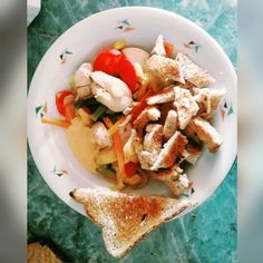 Summer lunch