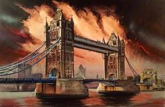 Tower bridge by Andy Harwood