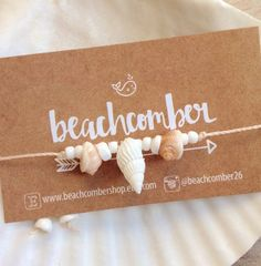 beach anklet shell anklet beachcomber jewelry by beachcombershop DIY JEWELRY Displays & Packaging beach anklet shell anklet beachcomber jewelry by bea. Ocean Jewelry, Seashell Jewelry, Seashell Crafts, Beach Jewelry, Bohemian Jewelry, Bohemian Rings, Bohemian Beach, Bohemian Bracelets, Bohemian Gypsy