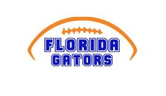 Florida Gators College Football Cutting Files Silhouette SVG, DXF and EPS vinyl…
