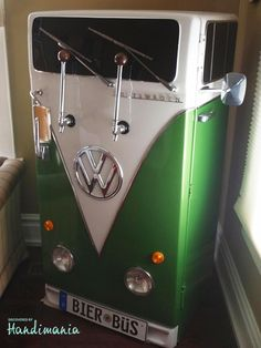 Volkswagen Fridge