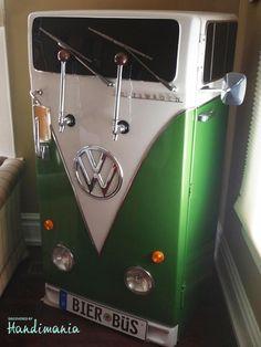 Volkswagen Fridge- RV fridge?