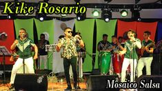 Kike Rosario Mosaico Salsa San Francisco 2018 | MUSICA NUEVA 2018 MOSAIC... Salsa, San Francisco, Baseball Cards, Youtube, Rosaries, Salsa Music, Youtubers, Youtube Movies