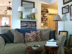 Amy's Comfortable Confines — Small Cool | Apartment Therapy