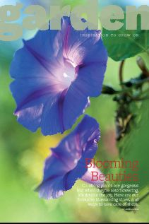 Get all you Gardening done this year with the help of Better Homes and Gardens Magazine