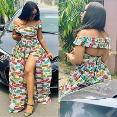 30 PICTURES: Splendid Ankara Styles For Simple Ladies WOW, here are some overwhelming Ankara styles, African fashion styles or African wears for African Print Dresses, African Fashion Dresses, African Dress, Ankara Fashion, African Prints, African Fabric, Ankara Long Gown Styles, Trendy Ankara Styles, African Wear Designs