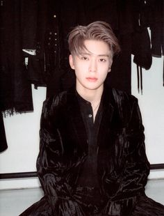 """I'm Jaehyun, and I'm your master now."
