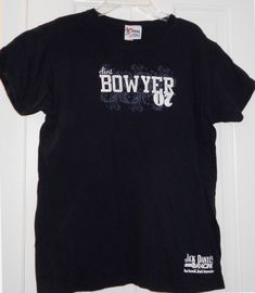 The shirt pictured is the item that you will receive. Clint Bowyer, Nascar Racing, Jack Daniels, Mens Tops, T Shirt, Black, Women, Fashion, Supreme T Shirt