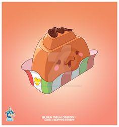 Kawaii Butterscotch Bonbon by KawaiiUniverseStudio.deviantart.com on @DeviantArt