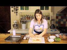 Recetas - Canastitas de jamón y queso - La Salteña - YouTube