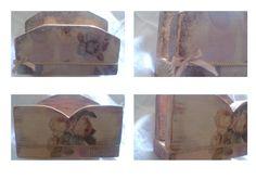 Vintage szalvétatartók 2,500 Ft/db ELKELTEK