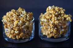 Ready to mix up your movie night snacks? Try this Salty and Spicy Caramel Popcorn.