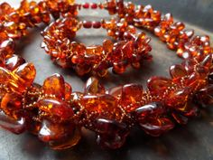 Baltic Amber NecklacesAdult Baltic Amber by CodettiSupply on Etsy, $125.00