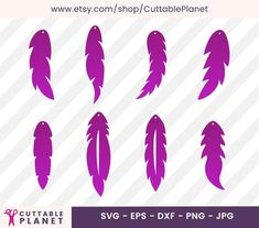 Leather Jewelry Making, Diy Leather Earrings, Wood Earrings, Feather Earrings, Sewing Leather, Leather Craft, Feather Template, Bow Template, Tandy Leather
