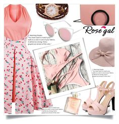 """Rosegal 88"" by mell-2405 ❤ liked on Polyvore"