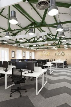 SiteGround Offices – Madrid office for web hosting company SiteGround located in Madrid, Spain.