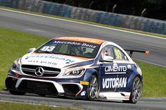 #Brasil: Mercedes-Benz Challenge: Cristian Mohr estreia equ...