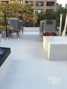 Soprema Pmma system roofing New York