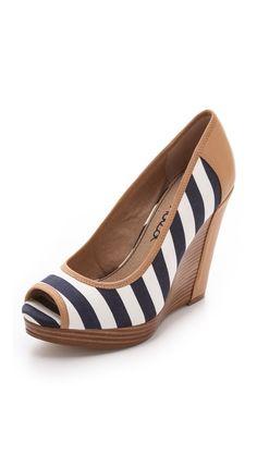Splendid Beverly Peep Toe Wedgesshopbop live love daily heels