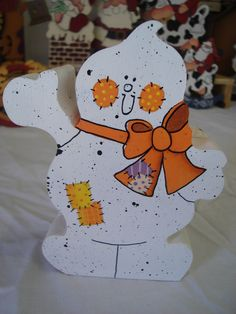 Ghost Chunkie approx. 5 in tall