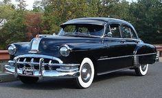 Pontiac, 1950 Chieftain