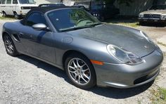 Porsche 986 Boxster in at German Autohaus of Chattanooga European Parts and Repair
