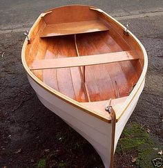 DIY Plans for WINCHELSEA 8 Rowing/Motor/Sailing Dinghy  picclick.com