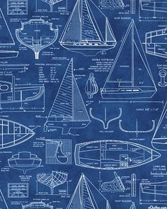 Destruction island lighthouse interior section blueprint poster by sail away boat blueprints navy blue malvernweather Gallery
