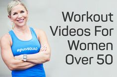 Workout Videos for Women Over 50