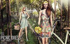 GizzA - Picnic Dress   Flickr - Photo Sharing!