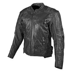 Speed And Strength® Bikes are in my Blood™ Limited Edition Leather Jacket  throttlemojo.com