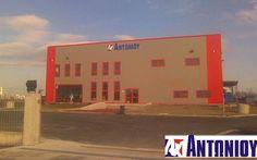 """Ξανά σε λειτουργία την Δευτέρα 3 Απριλίου η εταιρεία """"Αντωνίου"""""""
