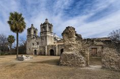 San Antonio Mission, Texas #Unesco 2015
