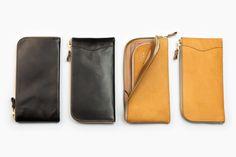 Leather goods Long wallet of Daikanyama shop ROOT