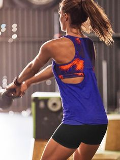 Supercharged Tank Electro | Athleta