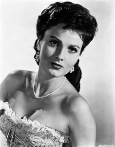 Ursula Thiess in The Iron Glove (1954)