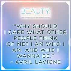 Don't be afraid to be yourself.  #BearlyMarketing #LoveYourself #Beauty
