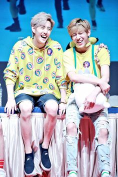 #MARK #BAMBAM #GOT7 There so cute!!