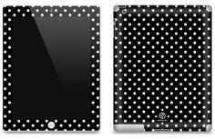 iPad 2/3 Matte Skin dots