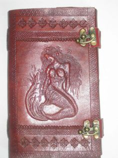 ... www.etsy.com/listing/74816331/dream-big-vintage-leather-journal-with
