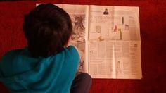 """A casa di Anna: """"C'è qualcuno che sa leggere?"""" Qualche curiosità s..."""