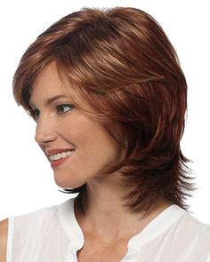 Shaggy Blonde Waves - 40 Picture-Perfect Hairstyles for Long Thin Hair - The Trending Hairstyle Face Shape Hairstyles, Short Hairstyles For Thick Hair, Shag Hairstyles, Short Hair Cuts, Virtual Hairstyles, Modern Hairstyles, Pretty Hairstyles, Natural Hair Updo, Natural Hair Styles