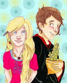 Neville and luna dating website